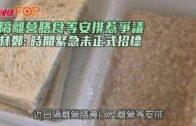 隔離營膳食等安排惹爭議 林鄭:時間緊急未正式招標