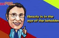 又中又英:Beauty is in the eye of the beholder
