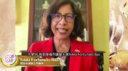 屋崙市議會主席勵琪 Nikki Fortunato Bas 祝星島日報創刊83周年