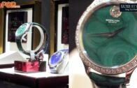 國際名表薈萃高級時計大放異采