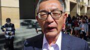 (國)聖荷西史上首位華裔巿議員朱感生談巿府向華裔道歉