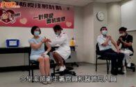 流感疫苗|政府採購逾94萬劑 陳肇始率衛生官員打針